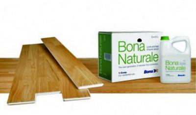 Bona NATURALE - protectie pentru parchet - 4,5 L