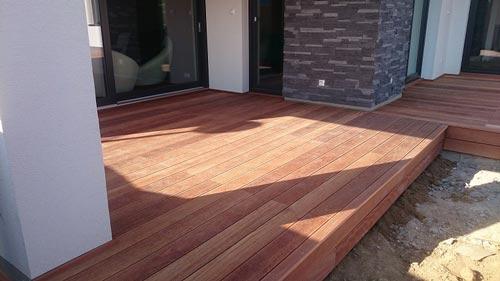 Deck KEMPAS 21x145x2000-4500