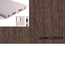 FATADA COMPOZIT DARK CHOCO- 140MMEASYCLICK