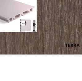 FATADA COMPOZIT TERRA- 140MMEASYCLICK